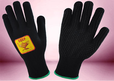 100% Nylon Working Hands Gloves Comfortable Hand Feeling For Refrigerator
